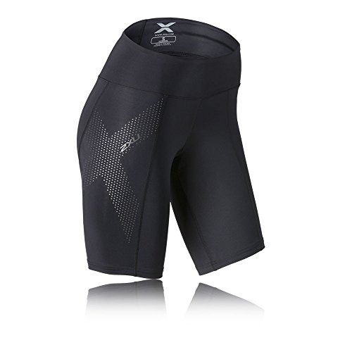 2XU 2XU Damen Shorts Mid-Rise Compression von 2XU