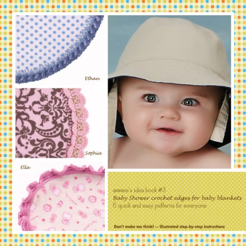 Ammees Babies Ammee's Babies-Baby Shower Crochet Edges For Baby von Ammees Babies 0800922501032
