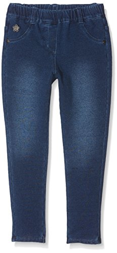 Bóboli Boboli Baby-Mädchen Hose Fleece Denim Trousers For Girl von Boboli