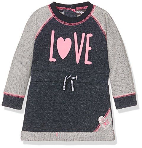 Dirkje Dirkje Unisex Baby Rock Sweat Dress von Dirkje