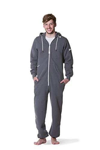 Jumpster Jumpsuit EXQUISITE GRAY Regular Fit Overall von Jumpster