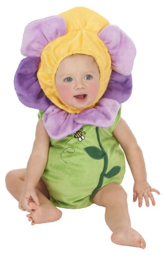 WYLA Inc. - Toys Just Pretend Kids Infant Romper, 6-12 Months, Flower Pansy by Just Pretend Kids von Just Pretend Kids 0060792244655
