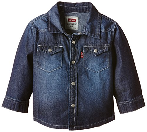 Groupe Zannier International Levi's Kids Baby - Jungen Hemd Levi's Shirt von Levis Kids