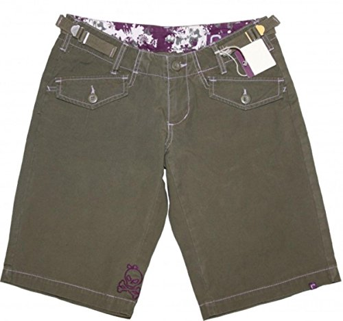 Ragwear Skateboard Damen Shorts Term Military von Ragwear