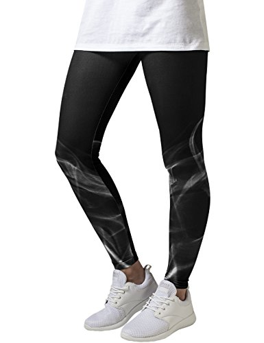 Urban Classics Urban Classics Damen Ladies Smoke Leggings von Urban Classics