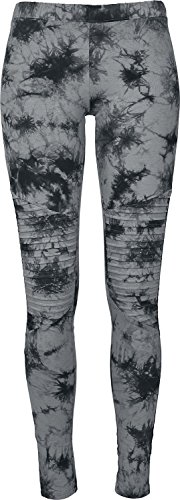 Urban Classics Urban Classics Damen Leggings Ladies Biker Batik Leggings von Urban Classics